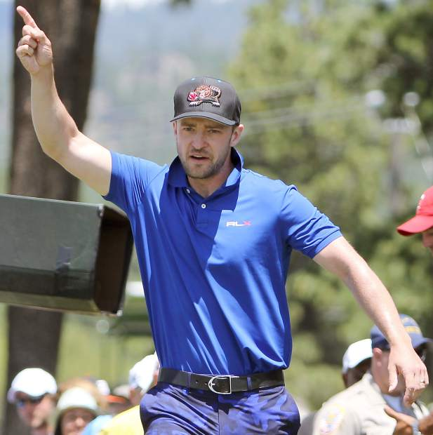 Celebrity Golf | TahoeDailyTribune.com
