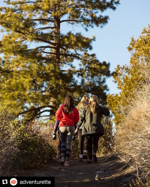 It doesn't matter where you're going; it's who you have beside you. Submitted using #TahoeSnaps.