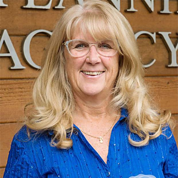 Lake Tahoe Unified School District science program coordinator Beth Quandt won a TRPA Spirit Award for efforts organizing the South Tahoe Environmental Education Coalition. The group implements hands-on outdoor science programs for local schools.