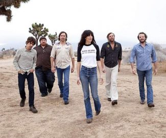 Nicki Bluhm and The Gramblers will perform at the Crystal Bay Club Sunday night.