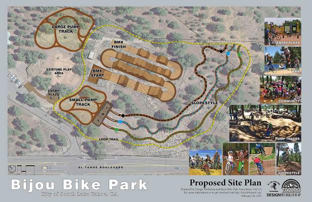 South Lake Tahoe sorting out details for Bijou bike park