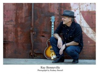Blues artist Ray Bonneville opens the Valhalla Art, Music and Theatre Festival June 25 in the Boathouse Theatre.