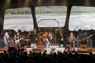 Boston performs with the Doobie Brothers at Lake Tahoe's South Shore this Sunday.