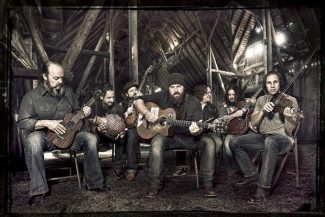 Zac Brown Band performs at the Harveys Outdoor Arena July 20.