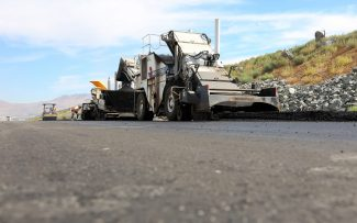 Carson City Freeway project crosses halfway point