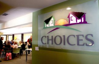 Choices Day Program-SLT celebrates the grand opening of its new location on Emerald Bay Road on Friday.