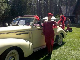 The annual Gatsby Festival Aug. 9-10 at the Tallac Historic Site celebrates life on the shores of Tahoe in the 1920s.