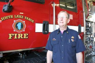 Jeffery Meston was appointed fire chief by South Lake Tahoe City Council during a meeting Tuesday.
