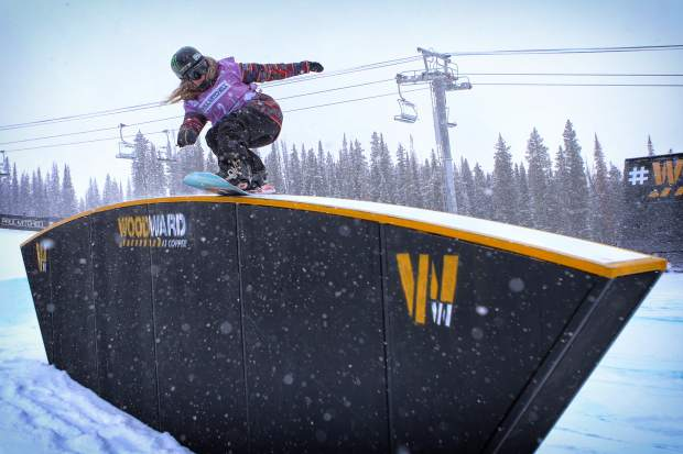 South Lake Tahoe's Jamie Anderson claims gold in South ...