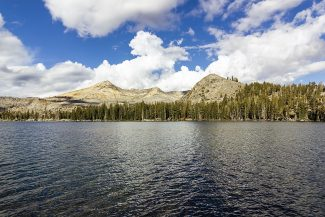 Tahoe native photographs all named lakes in Desolation Wilderness