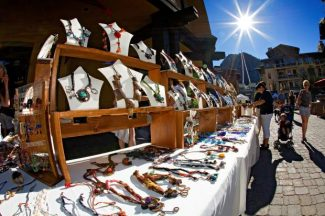 Local goods and entertainment will be available at Squaw Valley's Made In Tahoe Festival this weekend.