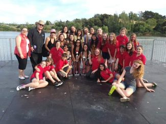 The South Lake Tahoe Children's Choral Society took home several awards from the Music in the Parks festival competition earlier this month. Provided to the Tribune