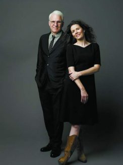 Steve Martion and Edie Brickell perform at MontBleu Resort Casino & Spa Saturday, Oct. 5.
