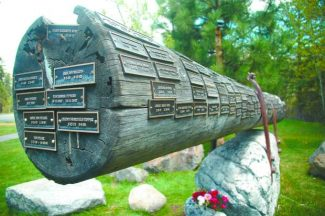 The South Lake Tahoe Children's Memorial Tree is shown. Tribune file photo