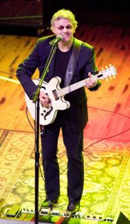Steve Miller Band performs at Lake Tahoe's South Shore July 30.