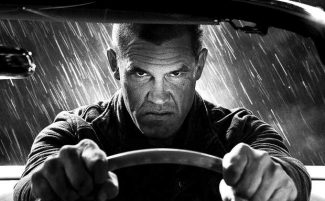 "This image released by The Weinstein Company shows Josh Brolin in a scene from, ""Sin City: A Dame to Kill For."""
