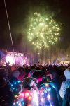 The SnowGlobe Music Festival is among the New Year's Eve parties at Lake Tahoe's South Shore.