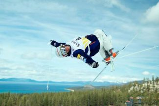 Sho Kashima, a Heavenly Foundation skier and U.S. Ski Team member, podiumed twice at the Sprint U.S. Freestyle Championships at Heavenly Mountain Resort to end last season. This year he's gunning for some Olympic hardware.