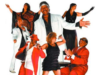 Nathan Owens Motown Legends returns to Lake Tahoe's South Shore Saturday.