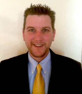 "Thomas ""Chad"" Houck, seen here, is the new South Tahoe High School principal. His contract starts August 1."