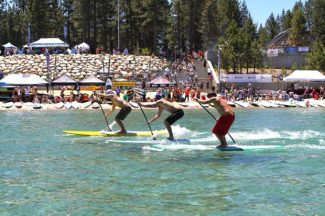 South Tahoe Standup Paddle / Provided to the Tribune