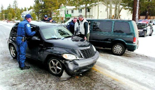 Man arrested after high-speed chase | TahoeDailyTribune com