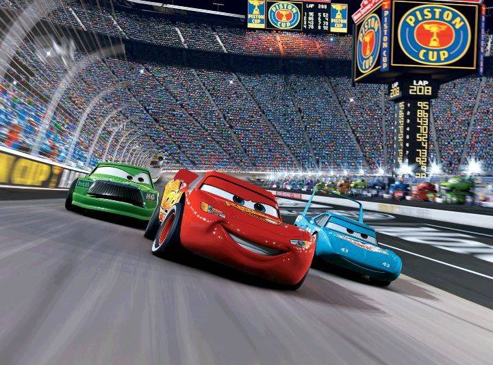 Cars Is An Animated Road Movie With Heart Tahoedailytribune Com