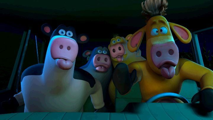 Barnyard Raises Some Disturbing Questions About Animated Animals