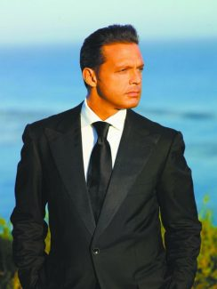 Luis Miguel performs Sunday, Sept. 7, final show of the summer at Harveys Outdoor Arena.