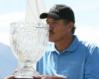 Rick Rhoden captures the American Century Golf Championship for the second year in a row on Sunday at Edgewood.