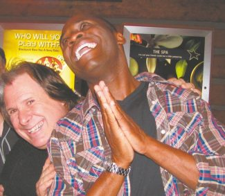 Host Howie Nave and headliner Steve White keep it loose at Harveys Improv through Sunday. There are two shows on Saturday night.
