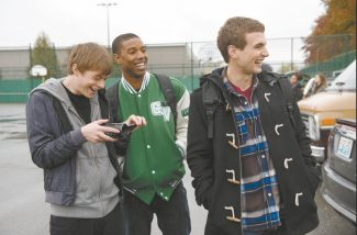 """Dane DeHaan, Michael B. Jordan and Alex Russell happen upon some awesomely super powers in this week's """"Chronicle."""""""