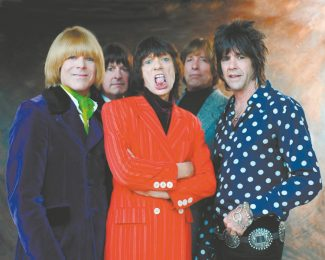 Rolling Stones homage Jumping Jack Flash will perform with Abbey Road, a Beatles tribute band Saturday at Harrah's Lake Tahoe.