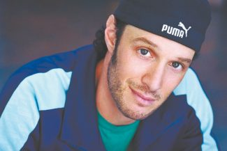 Josh Wolf comes clean Saturday at MontBleu.