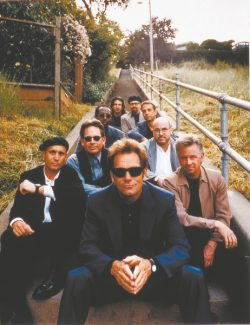 Huey Lewis & the News share the bill with Joe Cocker on Friday at the Lake Tahoe Outdoor Arena at Harveys.