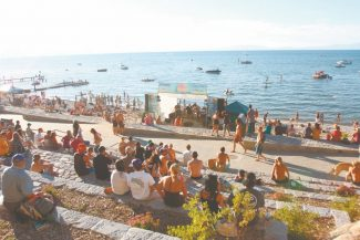 The first Live at Lakeview concert series were successful according to the city. Tribune file photo