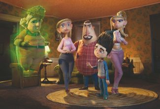 """Lack of action roadblocked """"ParaNorman's"""" path to Action's pantheon of A-rated flicks."""