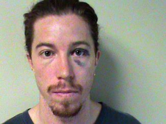 AP Photo/Metropolitan Nashville, Tenn., Police DepThis photo provided by the Metropolitan Nashville Police Department shows Shaun White. A police report says the two-time Olympic gold medalist snowboarder was charged with vandalism after an employee at a Nashville hotel saw him break a phone there. He is charged with vandalism of $500 or less.