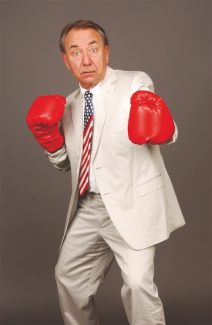 """Will Durst pulls no punchlines in """"Elect to Laugh."""""""