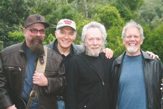 Cannedheatmusic.com Canned Heat, from left, Larry Taylor, Fito de la Parra, Harvey Mandel and Dale Spalding.