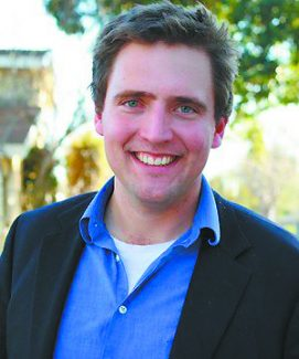 Owen Benjamin is this week's comedy headliner at Harveys Casino and Resort.