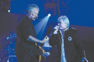 Air Supply makes it's third appearnace in four years Saturday at Harrah's Lake Tahoe's South Shore Room.
