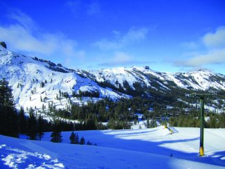 Courtesy of Kirkwood Resort Kirkwood will be the first Lake Tahoe resort to open 100 percent of its terrain Saturday.