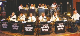 Provided to the TribuneTahoe Dance Band will play music Friday for the senior center's Valentine Dance.