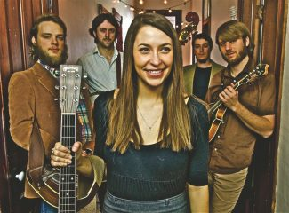 Lindsay Lou and the Flatbellys come to Tahoe for the first time Thursday for a bluegrass performance in the Divided Sky.