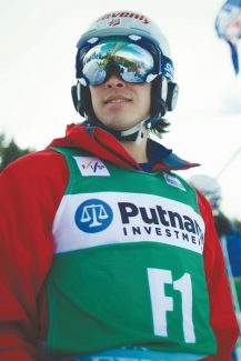 Singles Moguls Competition at the Deer Valley World Cup