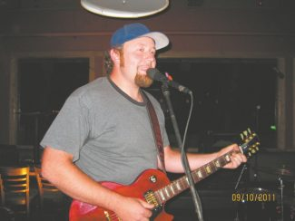 Kathy KingMatt Axton was reluctant to follow his family's musical footsteps.