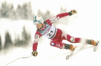 File photoWhittell senior and Far West racer Hughston Norton took third at the U18 Nationals, an elite ski race, on Tuesday at Mammoth Mountain. The win makes Norton a lock for the U.S. Alpine Championships at Squaw Valley that will be held March 20-24.