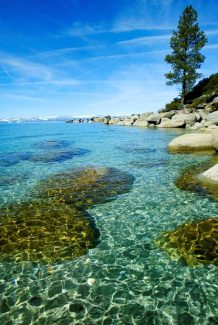 TRPA officials say the update to the Regional Plan would allow for, among other things, more responsible development that in turn would assist in improving Lake Tahoe's clarity.