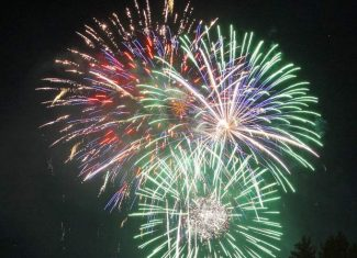 Funding for the Fourth of July and Labor Day fireworks demonstrations on Lake Tahoe's South Shore will now be the responsibility of the Tahoe Douglas Visitors Authority.